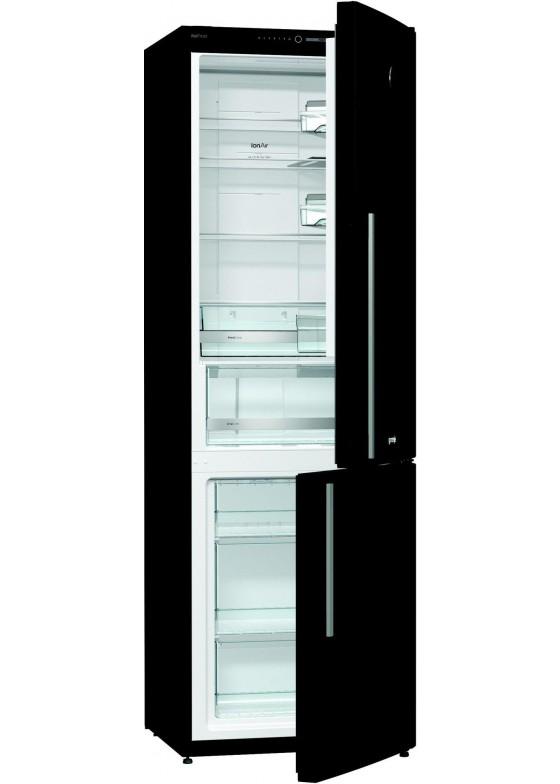 Холодильник Gorenje NRK61JSY2B черный