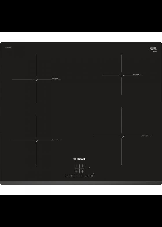 Варочная поверхность индукционная Bosch PUE631BB1E