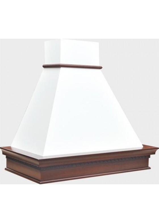 Vialona Cappe вытяжка Нике 900 мощ.900м3 бук/белый муар