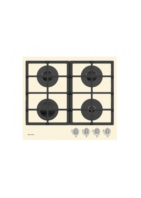 Electronicsdeluxe вар.газ.панель gg4 750229 f-030 топл.молоко/хром