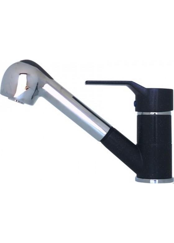 GERDAMIX смеситель GRIS цвет черный (308)