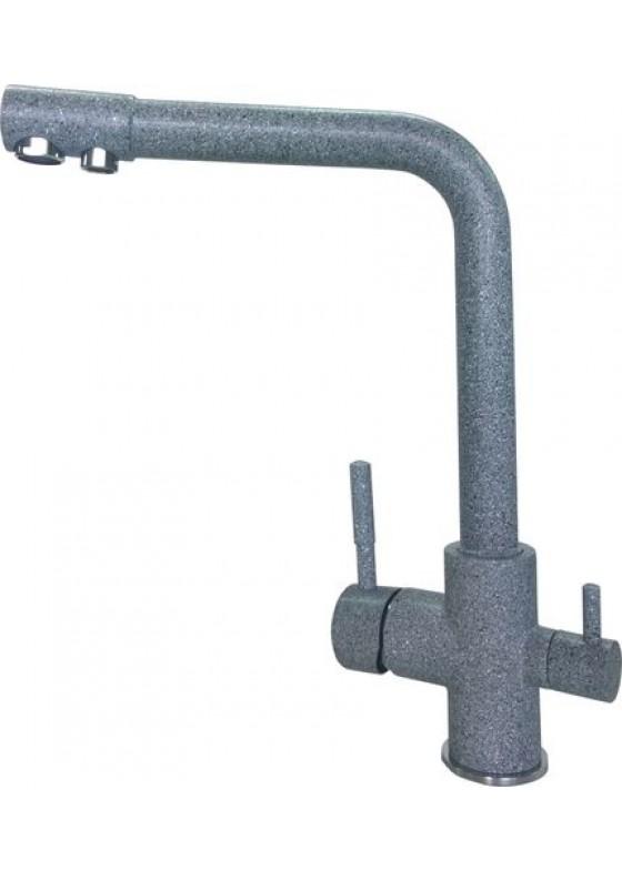 GERDAMIX смеситель с питьевой водой DORADO цвет серый (310)