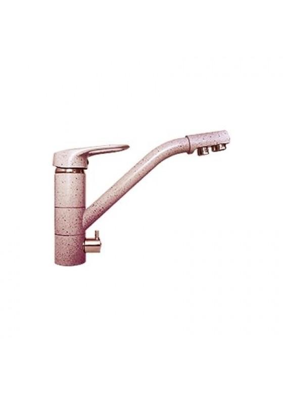 GERDAMIX смеситель с питьевой водой MARRON цвет терракота (307)