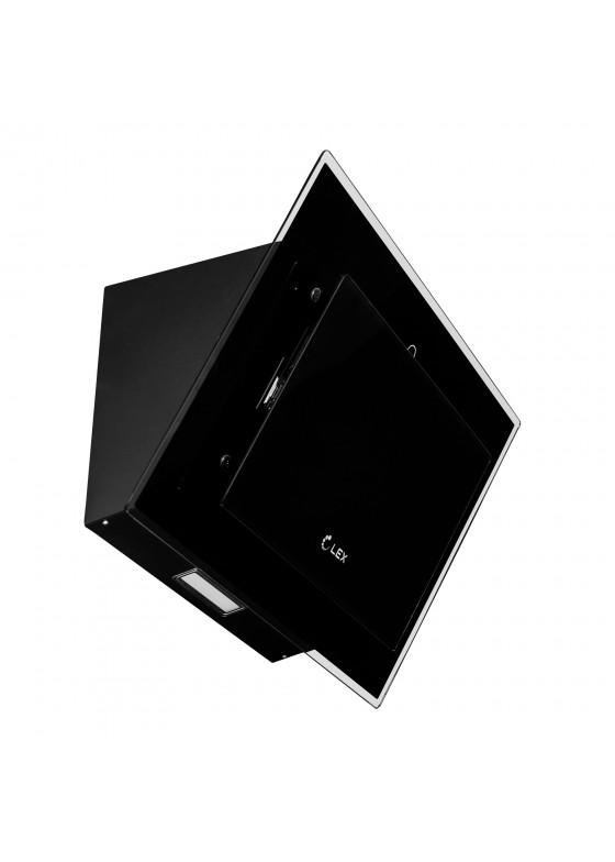 Вытяжка наклонная LEX MIKA GS 600 BLACK