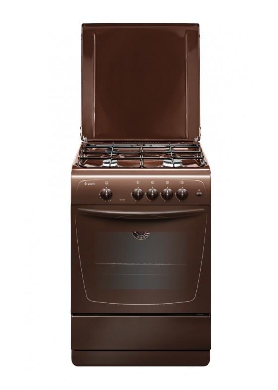 Плита газовая GEFEST 1200 С7 К19 коричневая