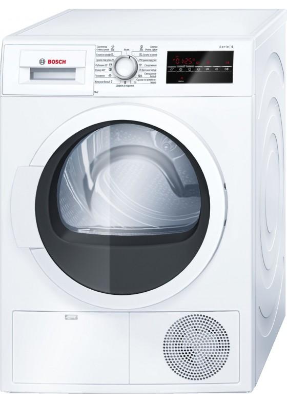 Сушильная машина Bosch WTG 86400 OE 6 Avantixx