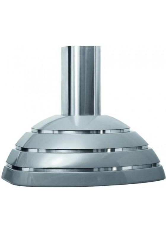 Vialona Cappe вытяжка Брио 900 (серебр. метал) 900м3