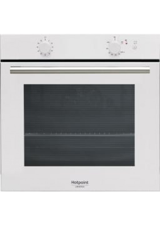 Духовка газовая Hotpoint-Ariston GA2 124 WH HA бел.