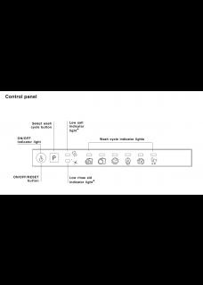 Посудомоечная машина встраиваемая ARISTON LST 216 A/HA IX