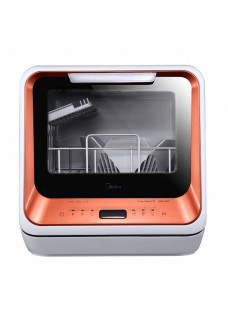 Посудомоечная машина компактная Midea MCFD42900OR MINI