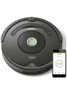 Робот-пылесос iRobot Roomba 676 Black