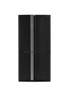 Холодильник многодверный Sharp SJFP97VBK