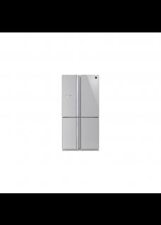 Холодильник многодверный Sharp SJ-FS97VSL Серебристое стекло