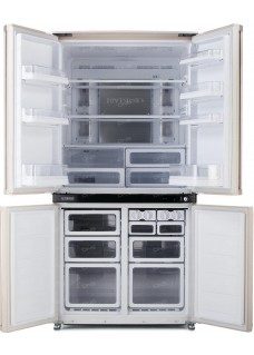 Холодильник многодверный Sharp SJ-F95STBE