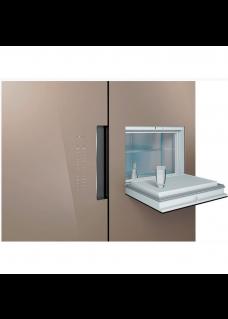 Холодильник BOSCH KAH92LQ25R side by side