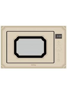 Встраиваемая микроволновая печь СВЧ Korting KMI 825 RGB Бежевая