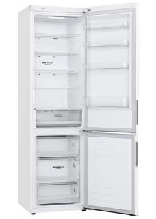 Двухкамерный холодильник LG GA-B509CQSL Белый