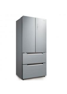 Холодильник Side by Side Midea MRF519SFNGX Стекло Серебристый