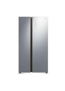 Холодильник Side-by-Side Midea MRS518WFNX Нержавейка