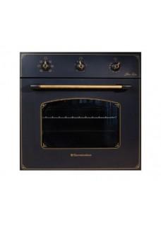 Electronicsdeluxe духовой шкаф 6006.03 эшв-009 черн/бр.