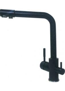 GERDAMIX смеситель с питьевой водой DORADO цвет черный (308)