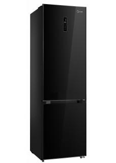 Холодильник Midea MRB520SFNGB1 316L Черное Стекло