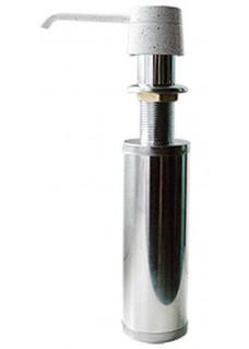 Gran-Stone  Дозатор круглый  (№310 серый)