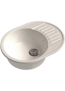 Кухонная мойка GranFest Eco 58 Белый