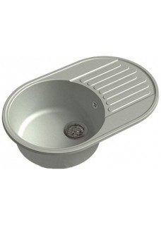 Кухонная мойка GranFest Eco 58 Серый