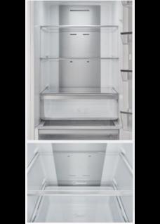 Холодильник Midea MRB519SFNX1 Нержавеющая Сталь