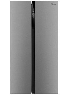 Холодильник Midea MRS518SNX Серебристый