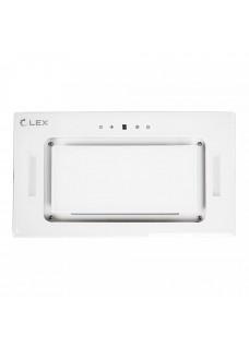 Вытяжка встраиваемая LEX GS GLASS 900 Белый