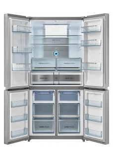 Холодильник многодверный Toshiba GR-RF646WE-PMS(02)