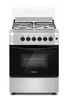 Плита газовая Ferre 5840 EFRI Нержавеющая сталь