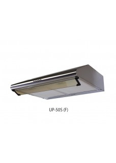 Вытяжка подвесная OASIS UP-50S серебристый