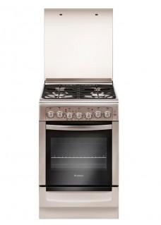 Плита для кухни газовая GEFEST ПГЭ 5102-03 0027 серебристый