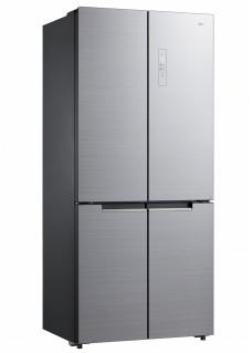 Холодильник многодверный Midea MRC519SFNGX Стекло Серебристый