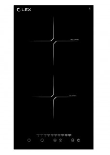 Индукционная варочная поверхность LEX EVI 320-2 BL