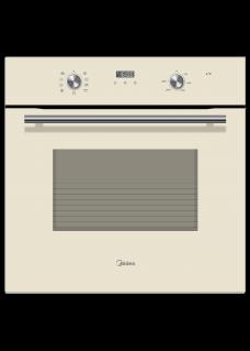 Духовой шкаф электрический MIDEA MO68100GI Бежевый