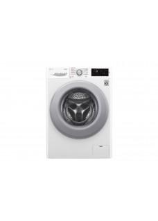 Узкая стиральная машина c прямым приводом LG F2M5WS4W