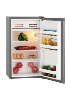 Холодильник компакт Midea MR1080S Серебристый