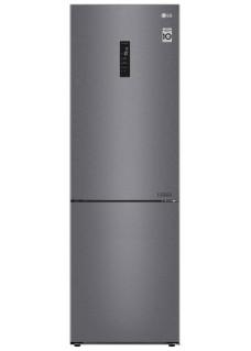 Двухкамерный холодильник LG GA-B 459 CLSL Графитовый