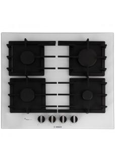 Варочная поверхность газовая Bosch PPP6A2B90R Черный | Белый Стекло