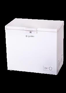 Морозильный ларь Igralex GCF-270 Белый