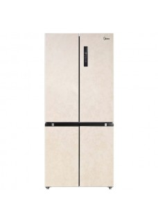 Холодильник многодверный Midea MRC519SFNBE1 Бежевый