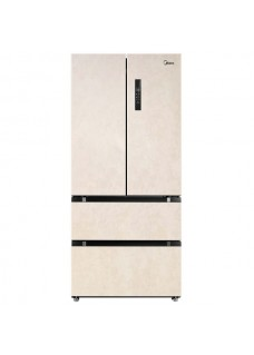 Холодильник многодверный Midea MRF519SFNBE Бежевый