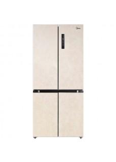 Холодильник многодверный Midea MRC519SFNBE Бежевый