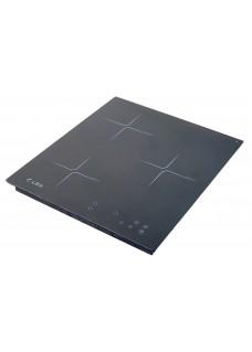 Встраиваемая индукционная панель LEX EVI 430 BL Черная