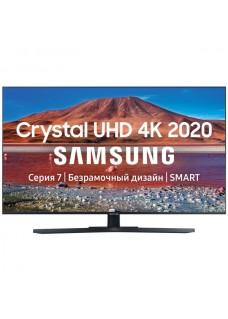 Телевизор Samsung UE43TU7500U Безрамочный UHD 4К