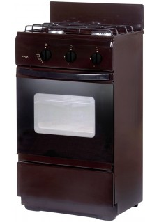 Плита для кухни Лада Nova CG32013B Коричневая